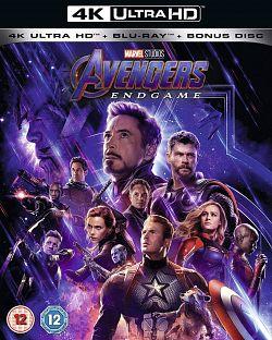 Avengers: Endgame MULTi ULTRA HD x265 2019