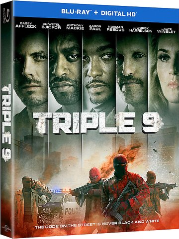 Triple 9 FRENCH BluRay 1080p 2016