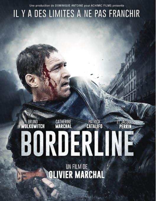 Borderline (TV) FRENCH DVDRIP 2015