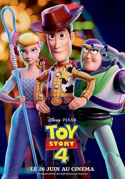 Toy Story 4 TRUEFRENCH DVDRIP 2019