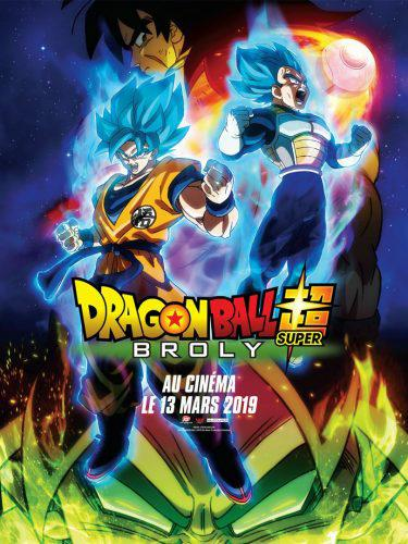 Dragon Ball Super: Broly FRENCH DVDSCR 1080p 2019