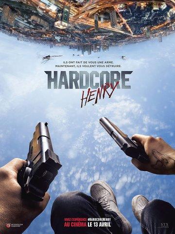 Hardcore Henry TRUEFRENCH DVDRIP 2016