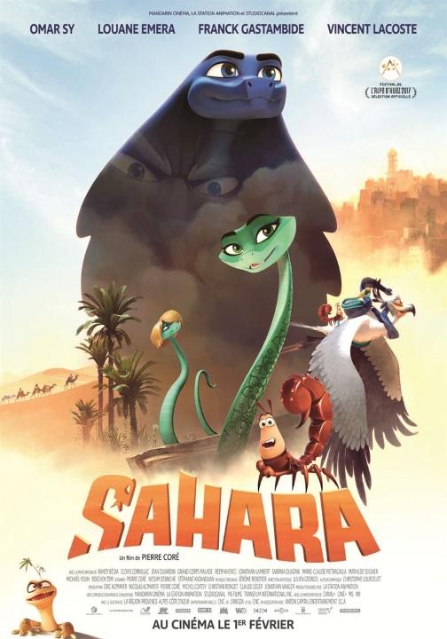 Sahara FRENCH DVDRIP 2017