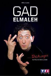 Gad Elmaleh - Decalages DVDRIP 2002