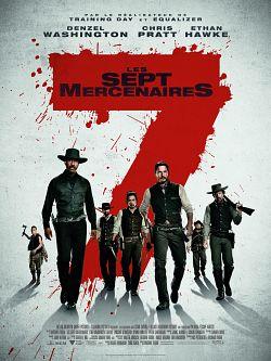 Les 7 Mercenaires FRENCH DVDRIP 2016