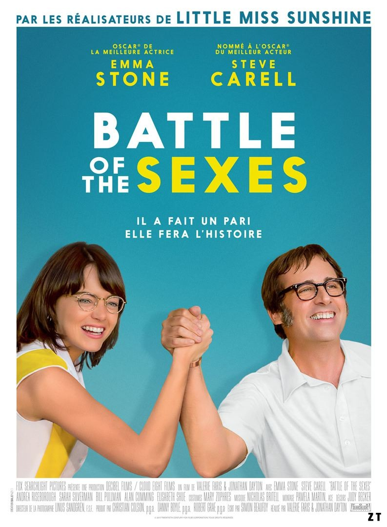Battle of the Sexes FRENCH WEBRIP 2017