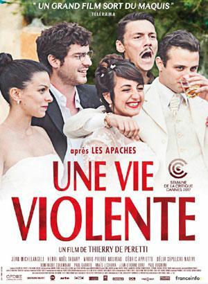 Une Vie Violente FRENCH WEBRIP 2018