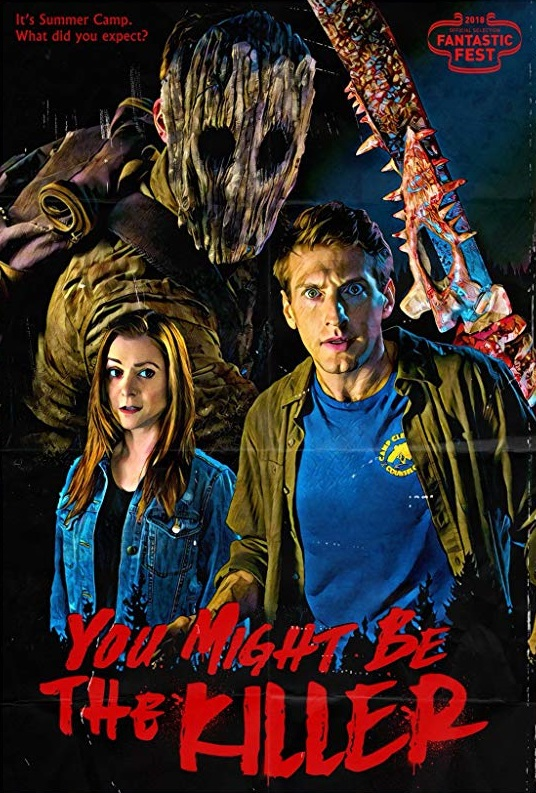You Might Be the Killer TRUEFRENCH WEBRIP 720p 2019