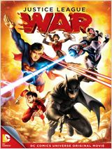 Justice League: War FRENCH DVDRIP 2014