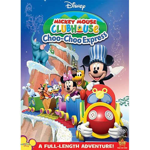 Mickey Mouse Clubhouse, Choo Choo Express DVDRIP FRENCH 2009
