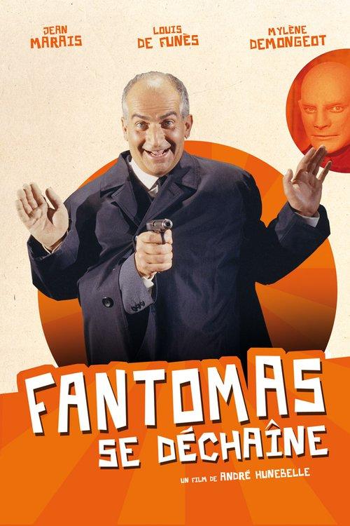 Fantômas se déchaîne FRENCH HDlight 1080p 1965