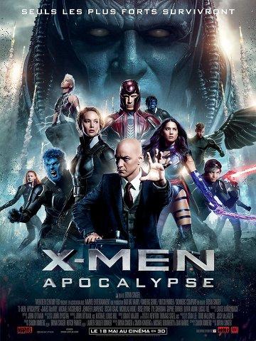 X-Men: Apocalypse VOSTFR DVDSCR 2016