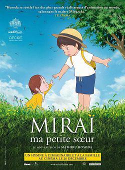 Miraï, ma petite soeur FRENCH DVDRIP 2019