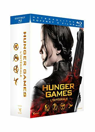 Hunger Games (Integrale) FRENCH HDlight 1080p 2012-2015