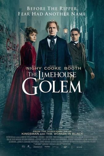 GOLEM, le tueur de Londres FRENCH DVDRIP 2018