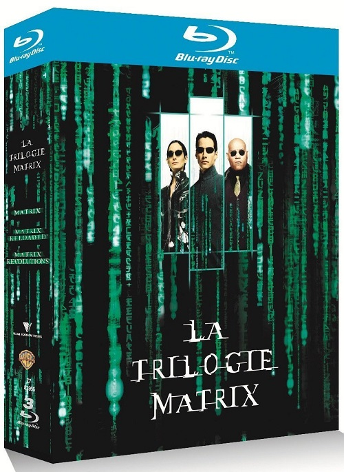 Matrix (Triologie) FRENCH HDlight 1080p 1999-2003