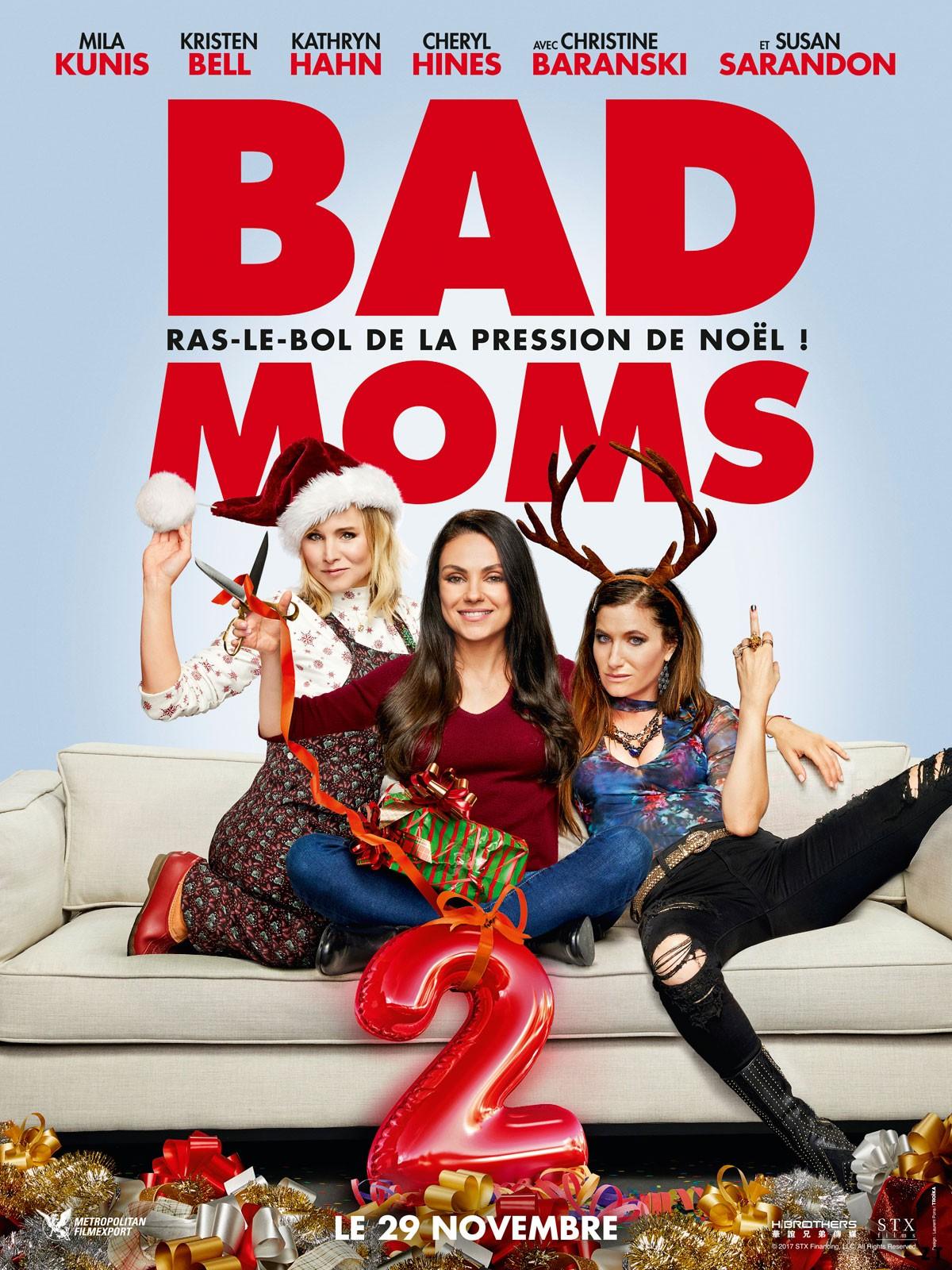 Bad Moms 2 FRENCH WEBRIP 2018