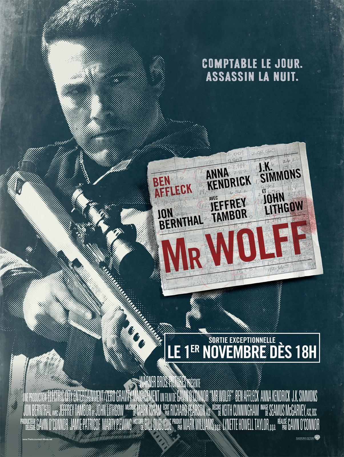 Mr Wolff TRUEFRENCH DVDRIP 2016