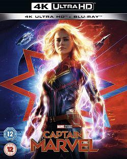 Captain Marvel MULTi ULTRA HD x265 2019