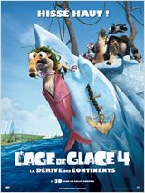 L'Âge de glace 4 : La dérive des continents FRENCH DVDRIP 1CD 2012