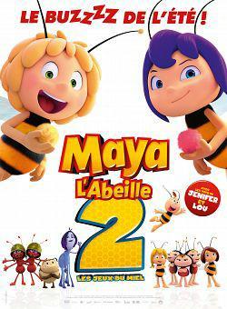 Maya l'abeille 2 - Les jeux du miel FRENCH BluRay 1080p 2018
