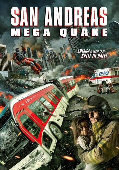 San Andreas Mega Quake TRUEFRENCH WEBRIP 720p 2019