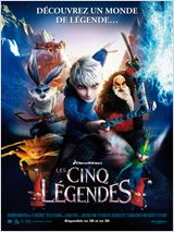 Les Cinq légendes (Rise of the Guardians) FRENCH DVDRIP AC3 2012