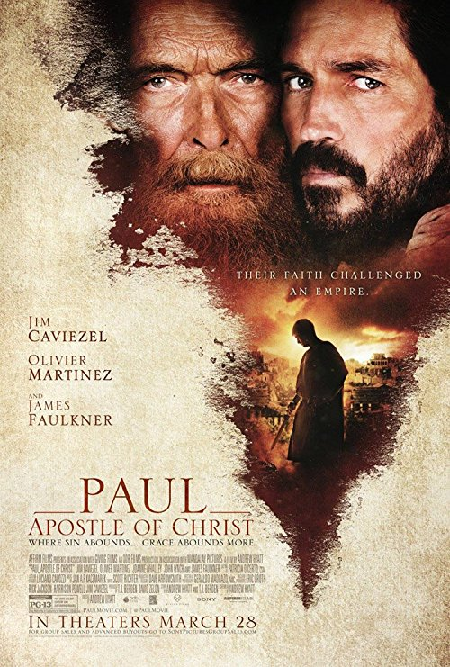 Paul, Apôtre du Christ FRENCH BluRay 720p 2018
