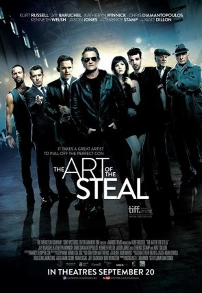 The Art of the Steal VOSTFR DVDRIP 2014