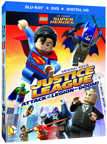 Lego DC Comics Super Heroes: Justice League.. FRENCH DVDRIP x264 2015