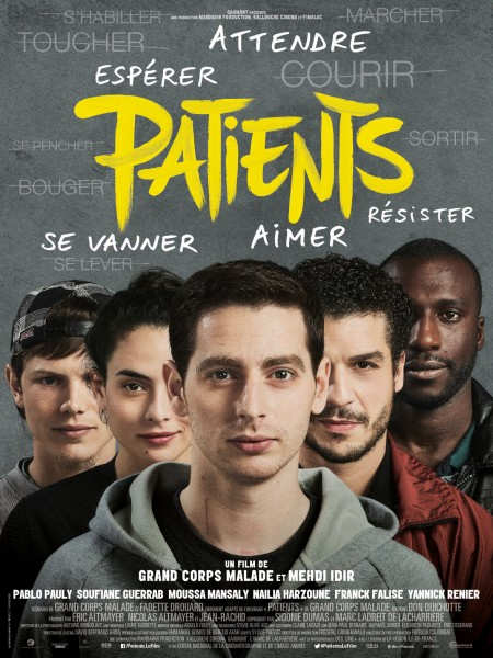 Patients FRENCH DVDRIP 2017