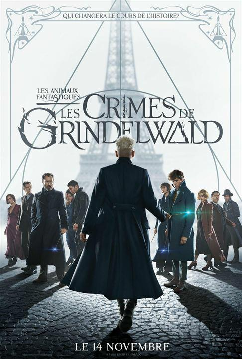 Les Animaux fantastiques : Les crimes de Grindelwald VOSTFR HDlight 1080p 2018