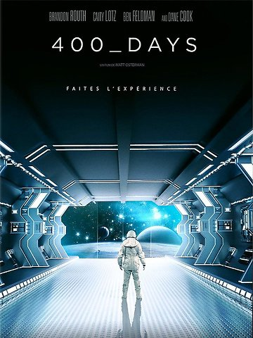 400 Days FRENCH DVDRIP 2015