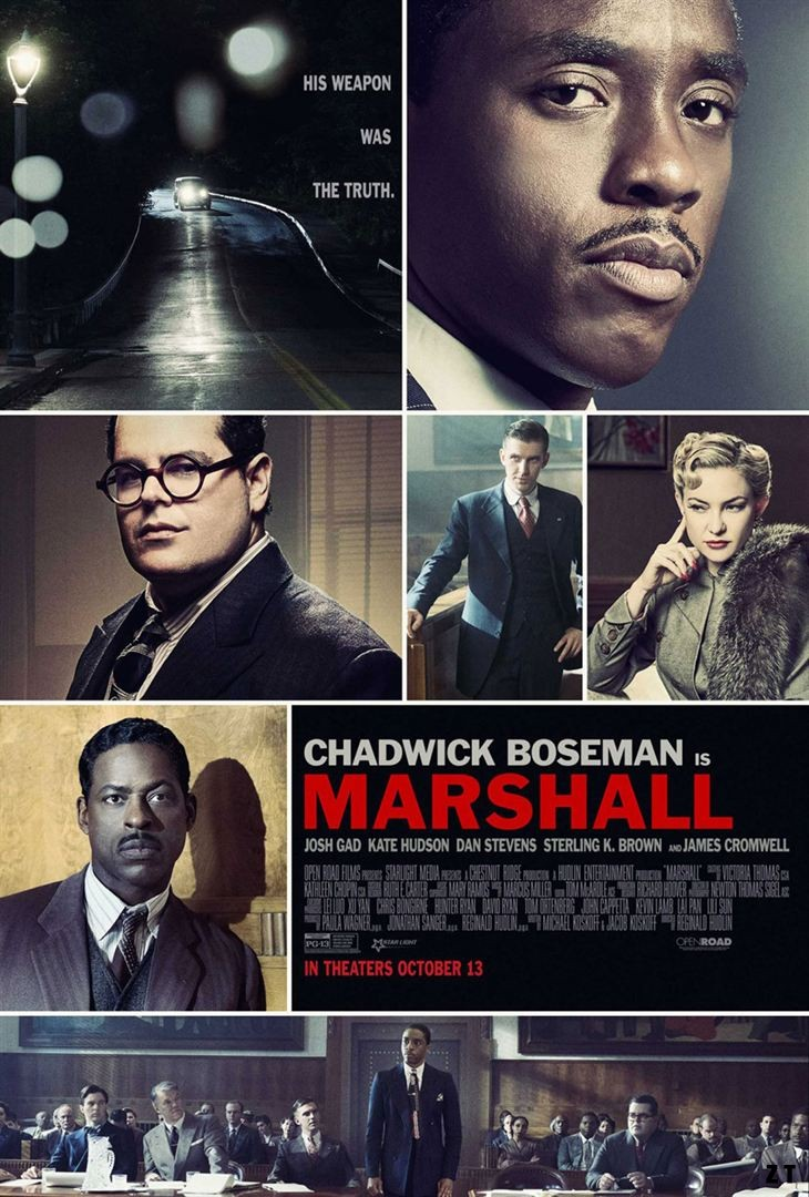 Marshall FRENCH WEBRIP 2018
