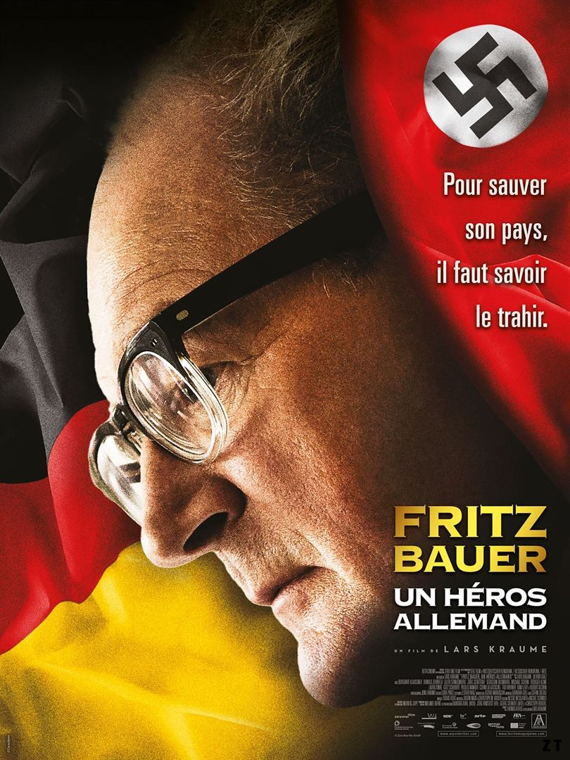 Fritz Bauer, un héros allemand FRENCH WEBRIP 2017
