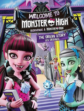 Monster High: Welcome to Monster High FRENCH DVDRIP 2016