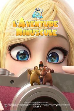 Les Ours Boonie : L'Aventure minuscule FRENCH WEBRIP 2019