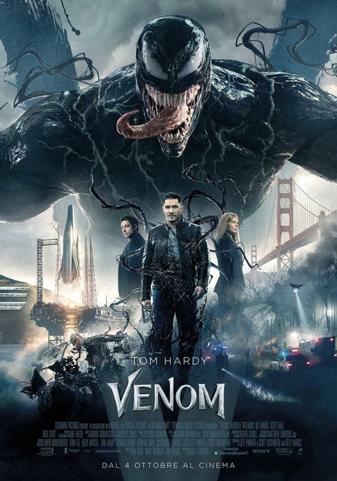 Venom VOSTFR WEBRIP 2018