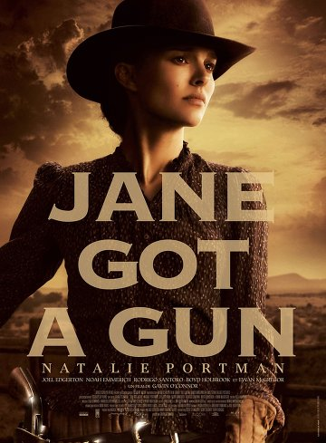 Jane Got a Gun FRENCH DVDRIP 2016