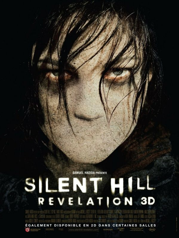 Silent Hill: Revelation 3D FRENCH DVDRIP 2012