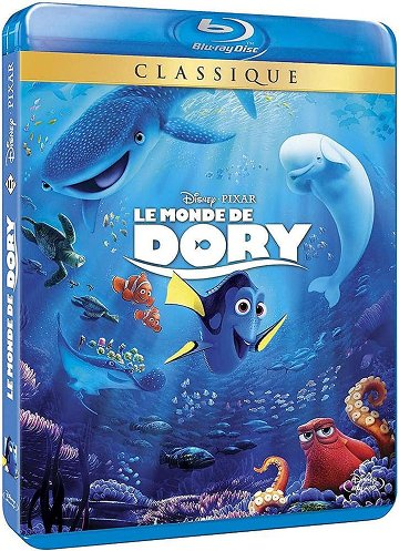 Le Monde de Dory FRENCH BluRay 720p 2016