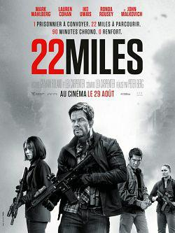 22 Miles FRENCH WEBRIP 1080p 2018
