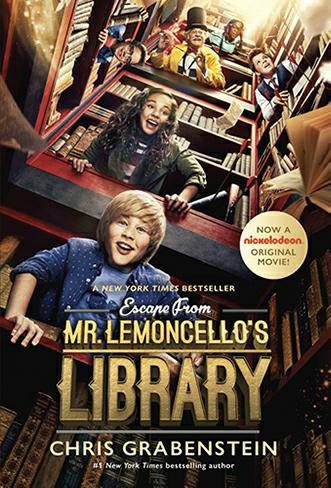Escape from Mr. Lemoncello's Library FRENCH WEBRIP 2018