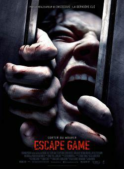 Escape Game FRENCH DVDRIP 2019