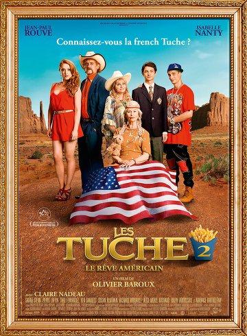 Les Tuche 2 - Le rêve américain FRENCH DVDRIP 2016