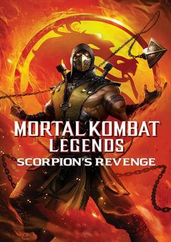 Mortal Kombat Legends : Scorpion's Revenge FRENCH BluRay 1080p 2020