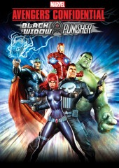 Avengers Confidential: Black Widow & Punisher FRENCH DVDRIP 2014
