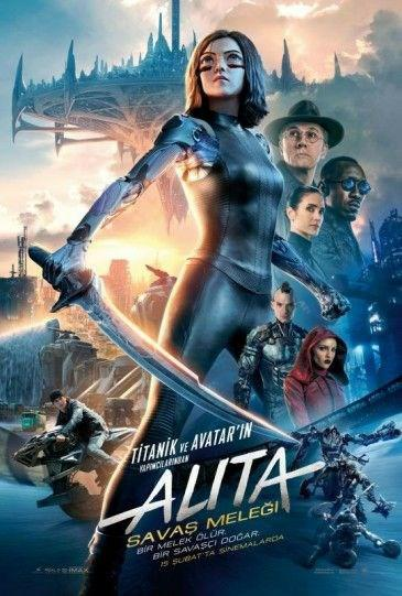 Alita : Battle Angel TRUEFRENCH DVDSCR 2019