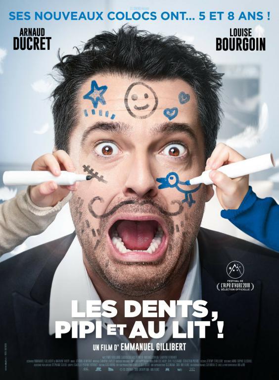 Les dents, pipi et au lit FRENCH BluRay 1080p 2018