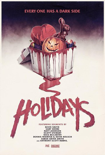 Holidays FRENCH DVDSCR 2016